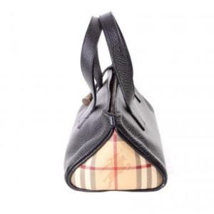 Burberry horn toggle bag